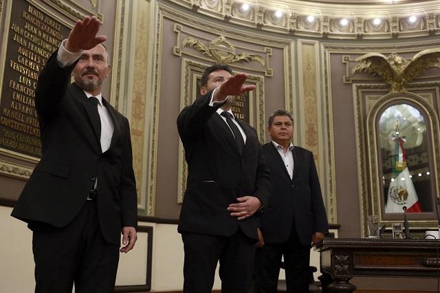 Movimiento Antirreeleccionista va por revocación de Montiel