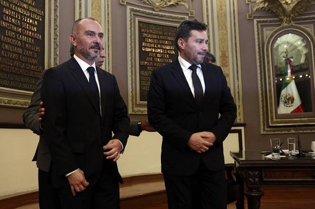 José Montiel e Ignacio Galván son nuevos magistrados del TSJ