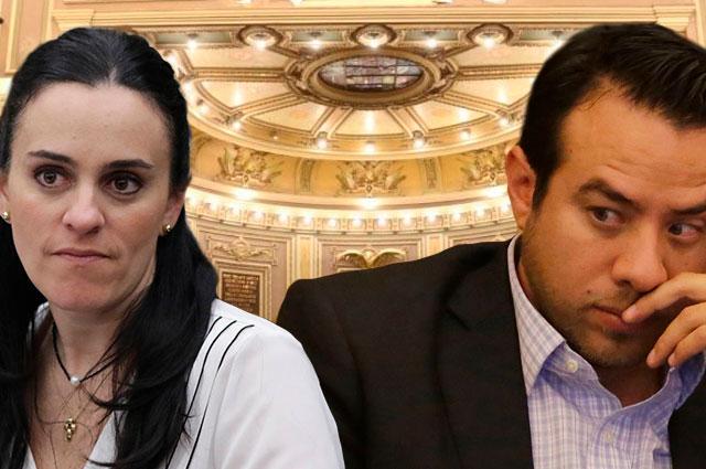 Entra Congreso a pleito del PAN y frena coordinación de Jiménez