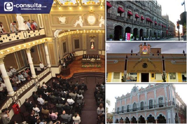 Cunden demandas de destitución de alcaldes en municipios de Puebla