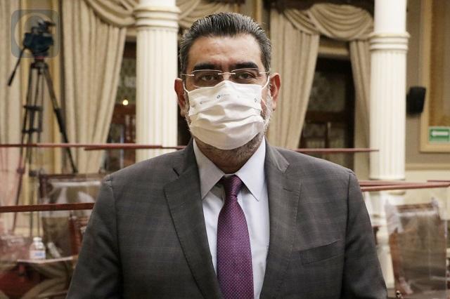 Es Sergio Céspedes el nuevo presidente del Congreso de Puebla
