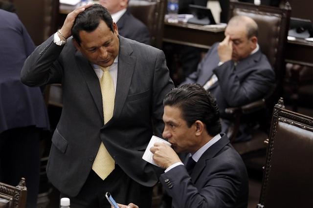 Otro diputado deja el Congreso para irse al gobierno del estado