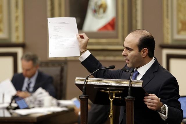 Adoptará Congreso plan de ahorros inteligente: Jorge Aguilar
