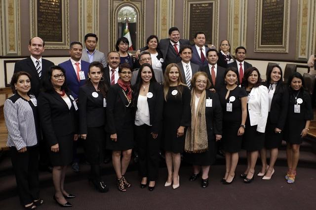 Morena barre a morenovallistas de la Mesa Directiva del Congreso