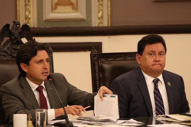 Propone Morena abrir cuentas públicas de Rafael Moreno Valle