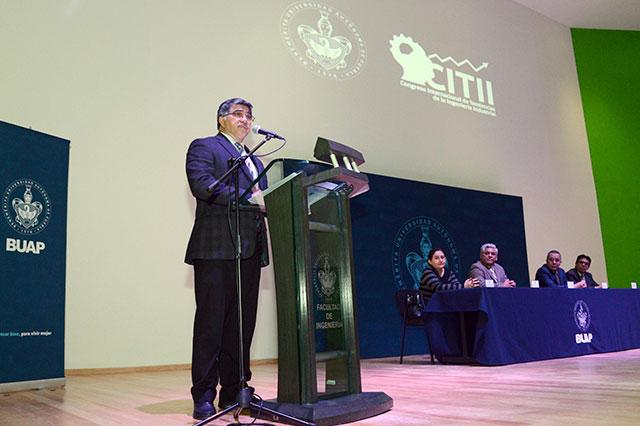 Es sede la BUAP de Congreso Internacional de Ingeniería Industrial