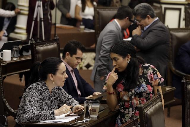 Chocan diputados por opacidad en presupuesto del Congreso