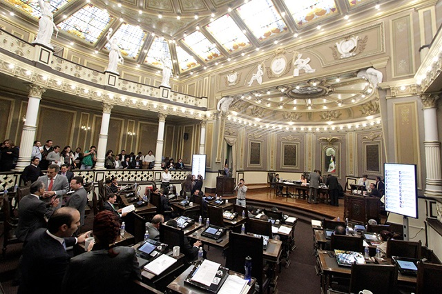 Secretarios de Gali comparecen ante Congreso desde el 23 de enero