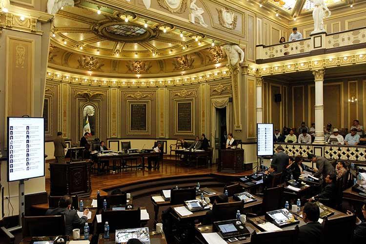 Avala Congreso concesión de predio en Complejo Cultural Cholula