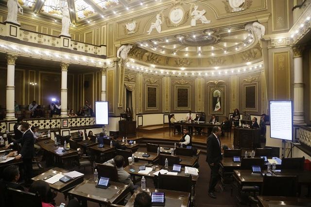 Diputadas en campaña mantienen apartado su lugar en el Congreso