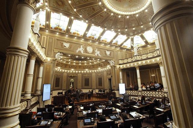 Intacta, aprueban en comisiones ley orgánica municipal de RMV