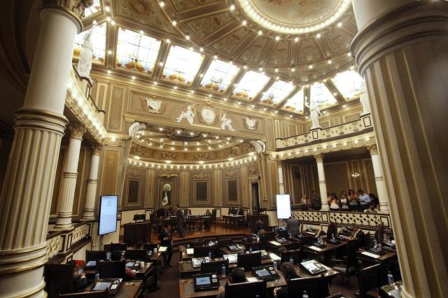 Busca RMV aprobación del Congreso para donación de predios