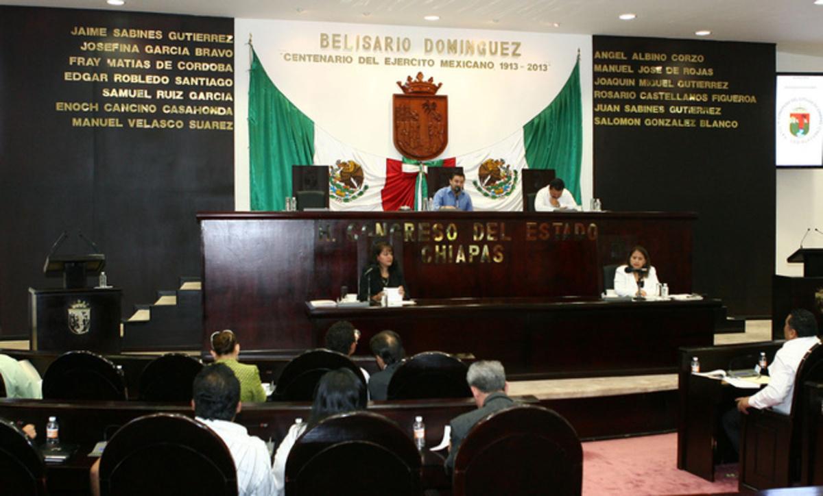 Aprueba Congreso del Estado creación de dos nuevos municipios en Chiapas