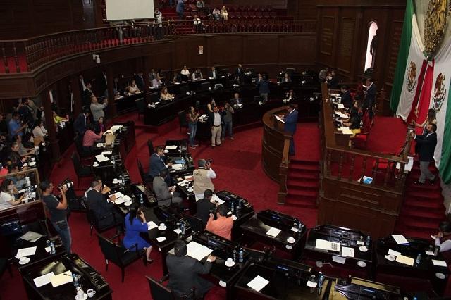 Congreso de Michoacán aprueba la Guardia Nacional y sólo falta Yucatán