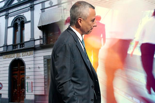 Congreso exige renuncia a Carrancá para renovar de una vez a la FGE