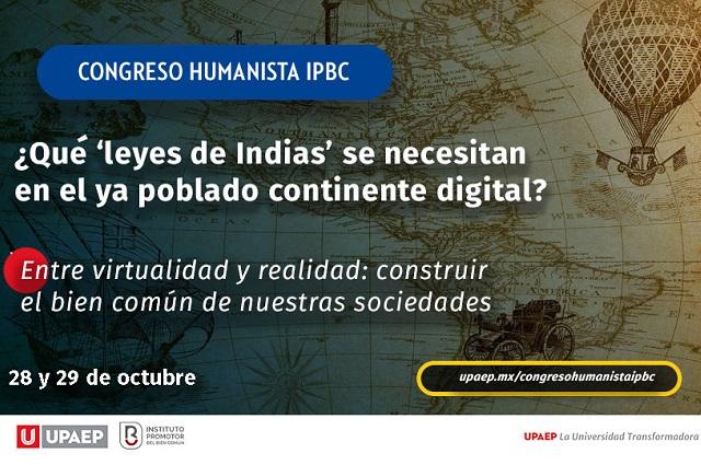 Congreso UPAEP sobre impacto de lo digital durante la pandemia