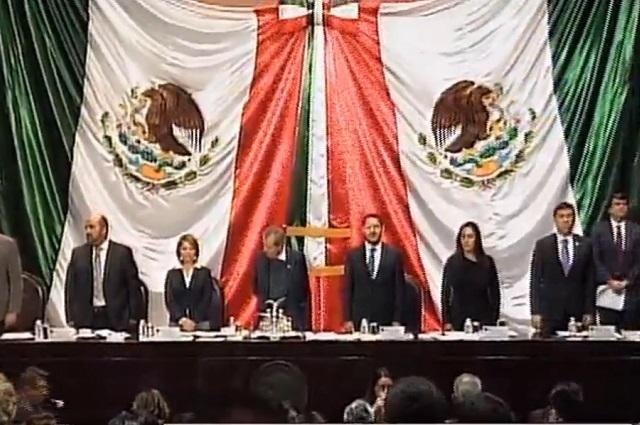 Propone Morena adelantar periodo extraordinario para debatir reforma educativa