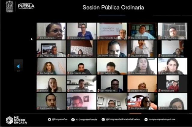 Ahora transmiten críticas de Zea a Barbosa en sesión del Congreso