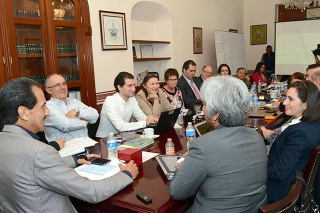 Congreso sobre educación, reunión inédita de BUAP y Banco Mundial