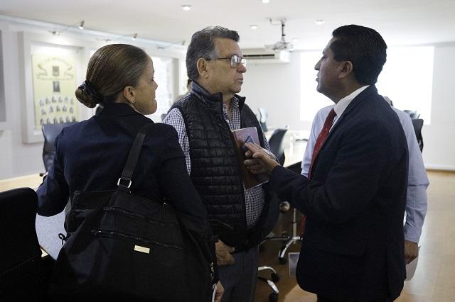 Diputados frenan reformas de Barbosa para Ciudad Modelo