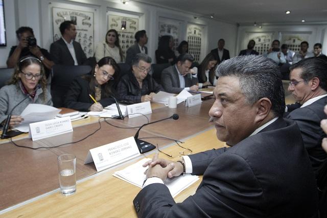 """Romero niega sumisión al gobierno; ASE actuará con """"mano de hierro"""""""