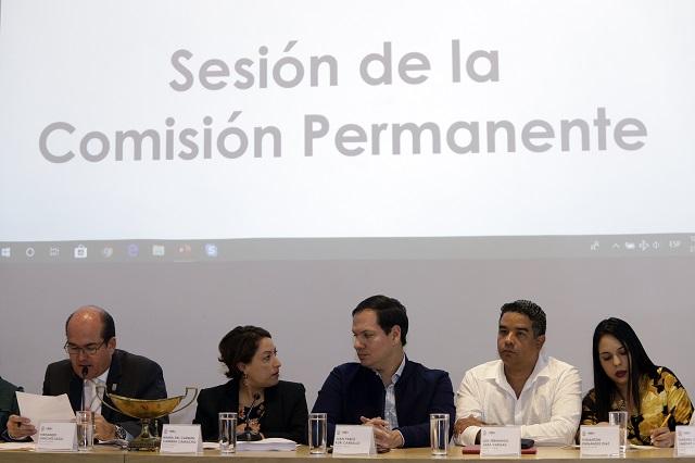 Ya es oficial: el Congreso auditará las obras de Moreno Valle y Gali