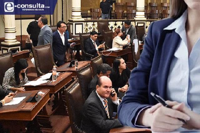 Cargan al erario 167 ayudantes de diputados y sueldos de 35 mp