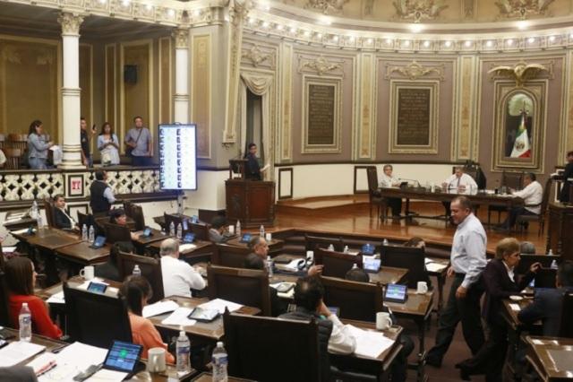 Comisión Inspectora hará paquete de aprobación de cuentas públicas