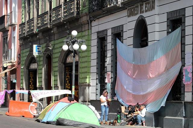 Congreso ignora a comunidad trans; más protestas por ley Agnes