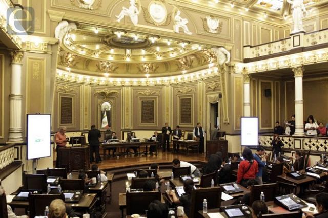 Atento el Congreso a iniciativa para Canoa y Totimehuacán