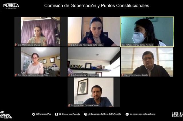 Congreso cierra expediente Tehuacán y alista extinción de Cabildo
