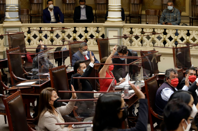 Plantean Contraloría del TJA transexenal y electa por el Congreso