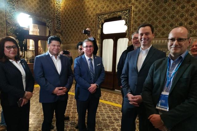 Se vincula Puebla a proyectos de desarrollo auspiciados por la UE