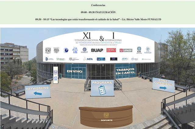 Organiza INAOE Congreso de Tecnología en Ciencias de la Salud