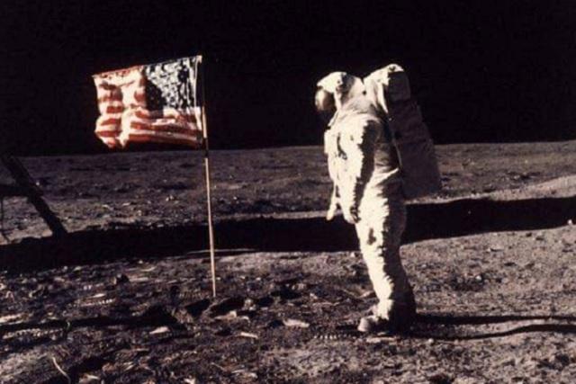 Hoy a 50 Años de la Conquista de la Luna