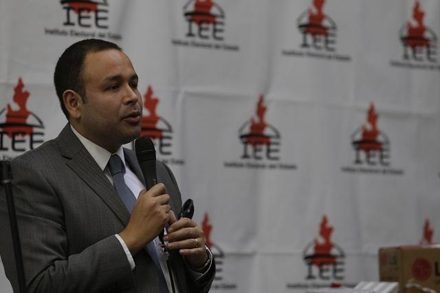 Tocaría al IEE aplicar segunda vuelta electoral, dice presidente