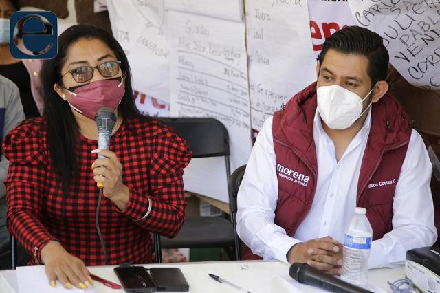 Por afirmar que hay aviadores en la SEP, denuncian a Araceli Bautista