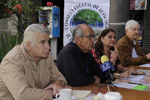 Carece Puebla de educación ambiental, acusa Consejo Estatal de Ecología