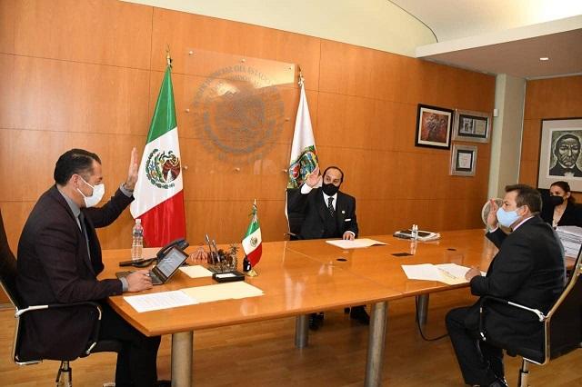 Cambian de adscripción a 5 jueces y juezas en Puebla