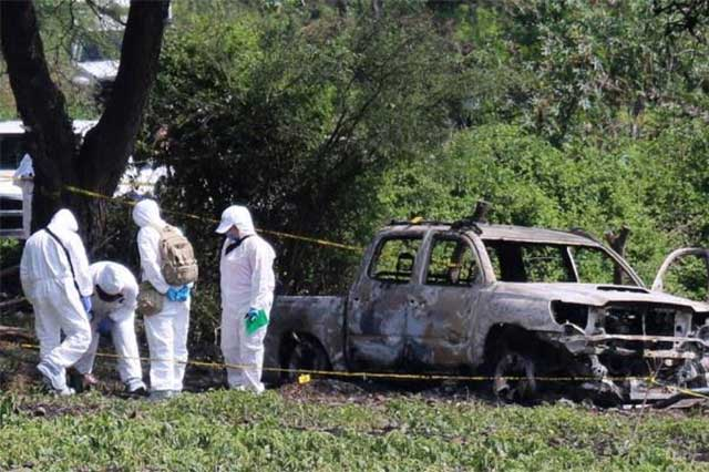 Consignan al edil Juan Carlos Arreygue por el asesinato de 10 personas