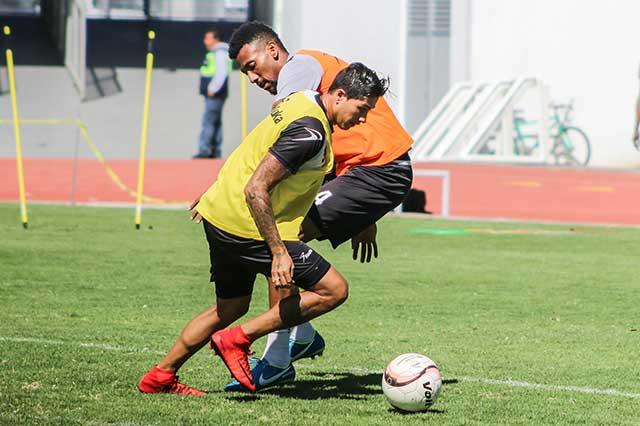 Quiero consolidarme en primera división: Diego Jiménez
