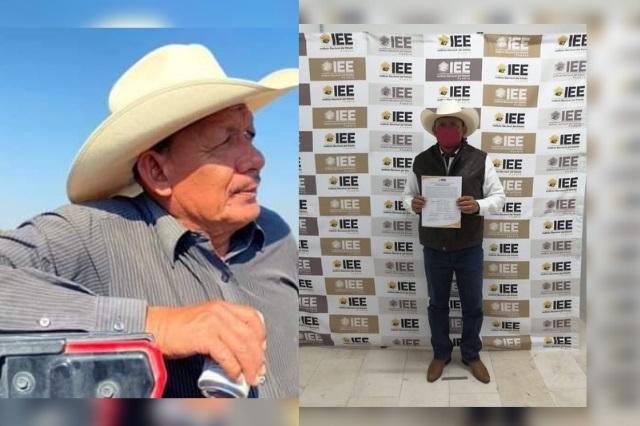 IEE entrega constancia a Juan Gutiérrez como edil de Chietla