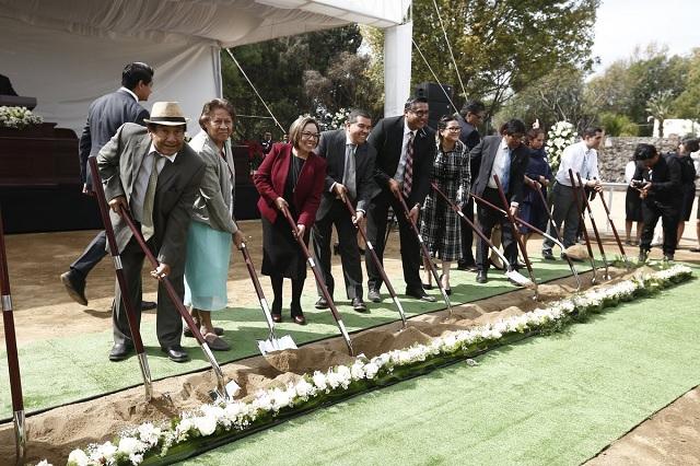 Arranca construcción de templo mormón en Puebla