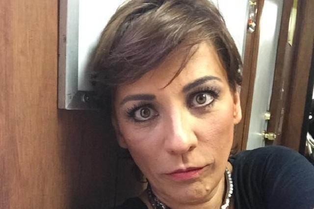 Confirma Consuelo Duval que sí estará en Adal el show