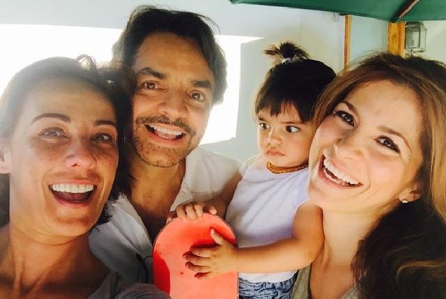 Te extraño y te amo: Consuelo Duval a Eugenio Derbez