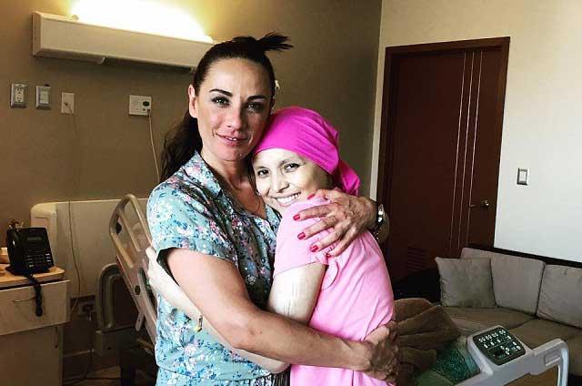 Consuelo Duval recuerda a Karla Luna y se lanza contra Panini