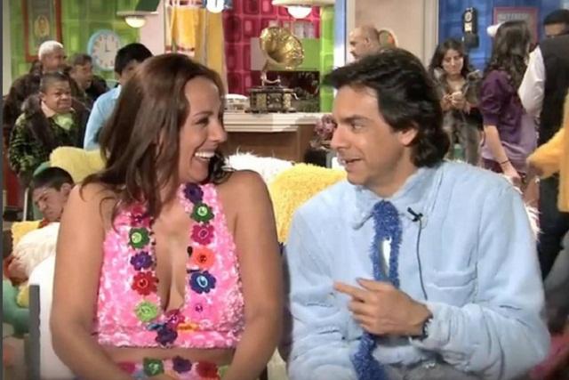 Consuelo Duval y Eugenio Derbez volverán a trabajar juntos