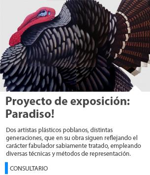 Proyecto de exposición: Paradiso!