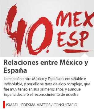 Relaciones entre México y España