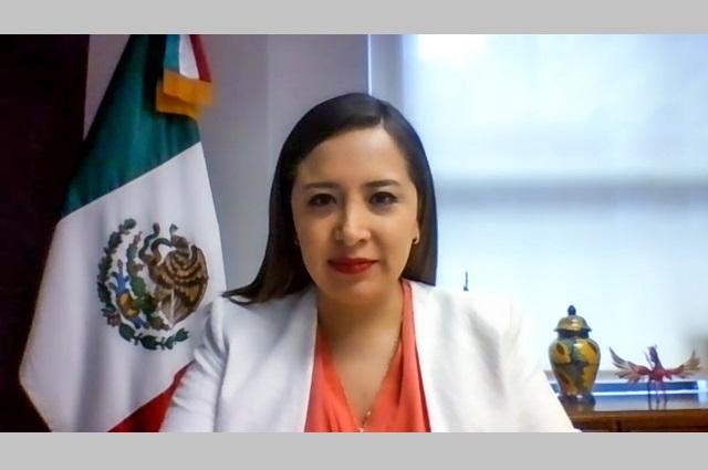 Egresada UDLAP, Cónsul de Asuntos Políticos de México en Nueva York